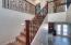 stairways upstairs