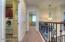 hallway area upstairs