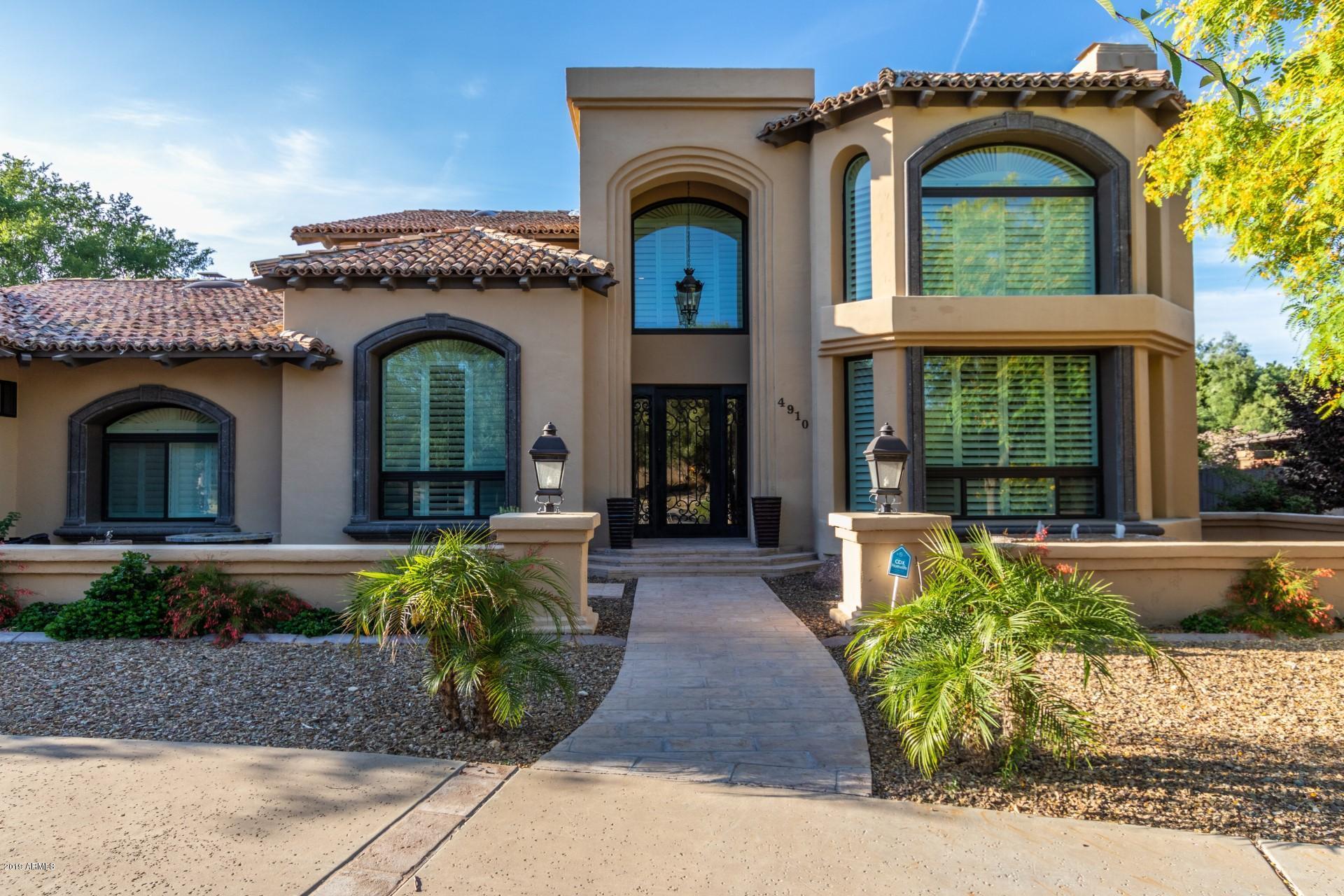 Photo of 4910 E BERYL Avenue, Paradise Valley, AZ 85253