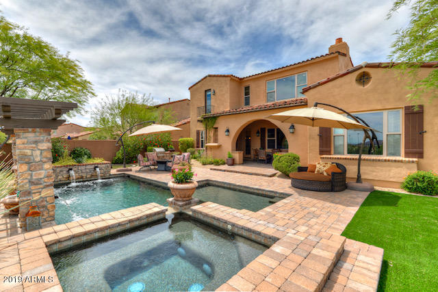 Photo of 9863 E BUTEO Drive, Scottsdale, AZ 85255