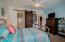 Master Suite with Custom Barn Door