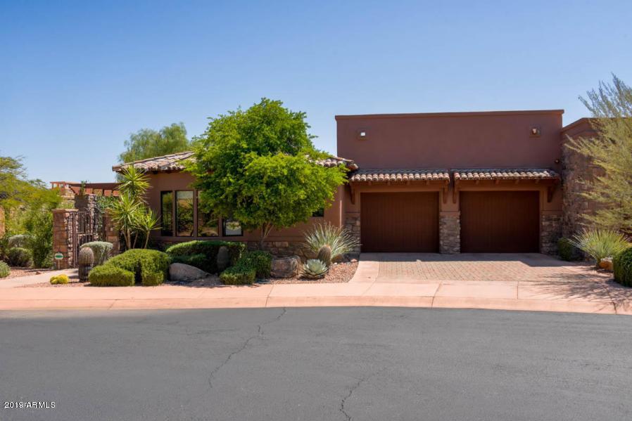 Photo of 10436 N VILLA RIDGE Court, Fountain Hills, AZ 85268