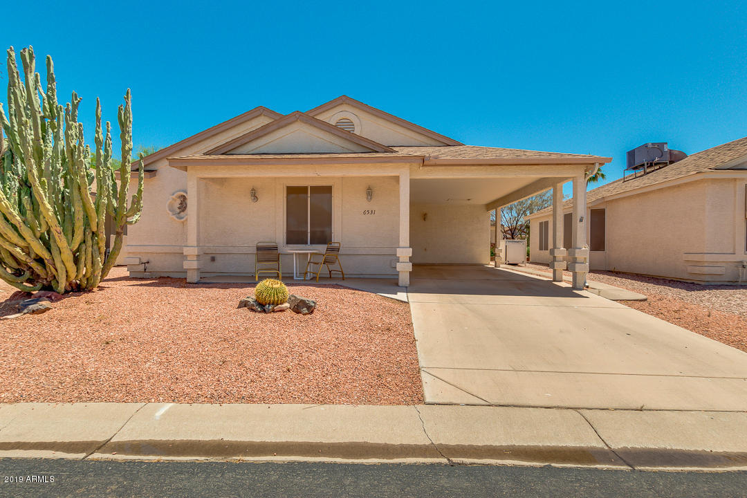 Photo of 6531 S LAKE FOREST Drive, Chandler, AZ 85249