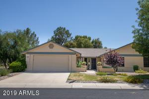20402 N WINTERGREEN Drive, Sun City West, AZ 85375