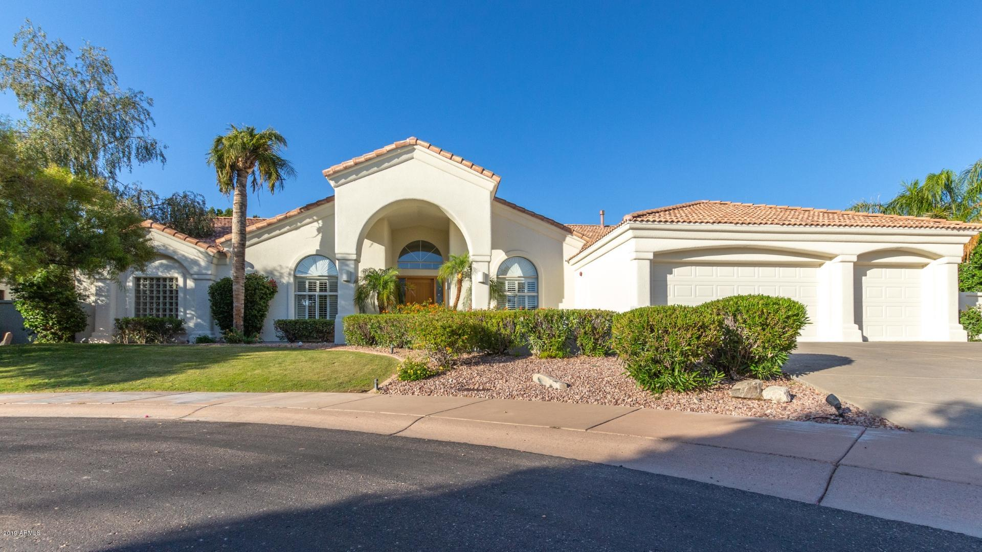 Photo of 11438 E Palomino Road, Scottsdale, AZ 85259