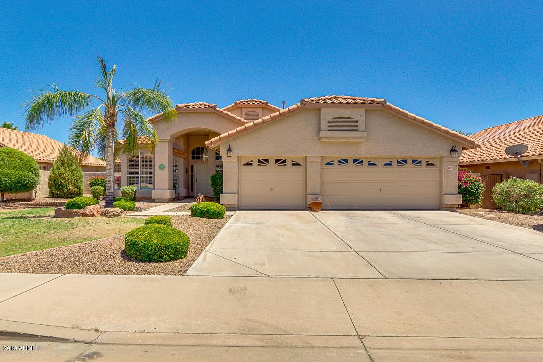 Photo of 7427 E KILAREA Avenue, Mesa, AZ 85209