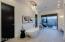 Master Bath w/bi-fold door to private patio
