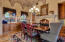 Fireplace In Casual Dining