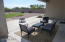 Extended back patio is perfect for entertaining guests and relaxing