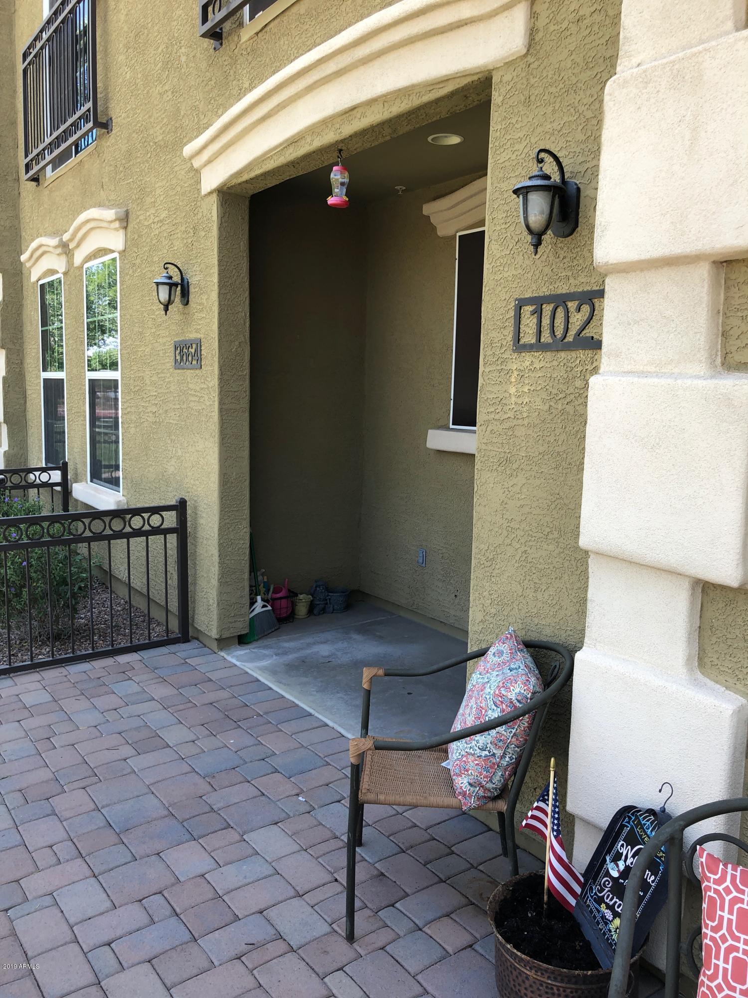 Photo of 3664 S WINTER Lane #102, Gilbert, AZ 85297