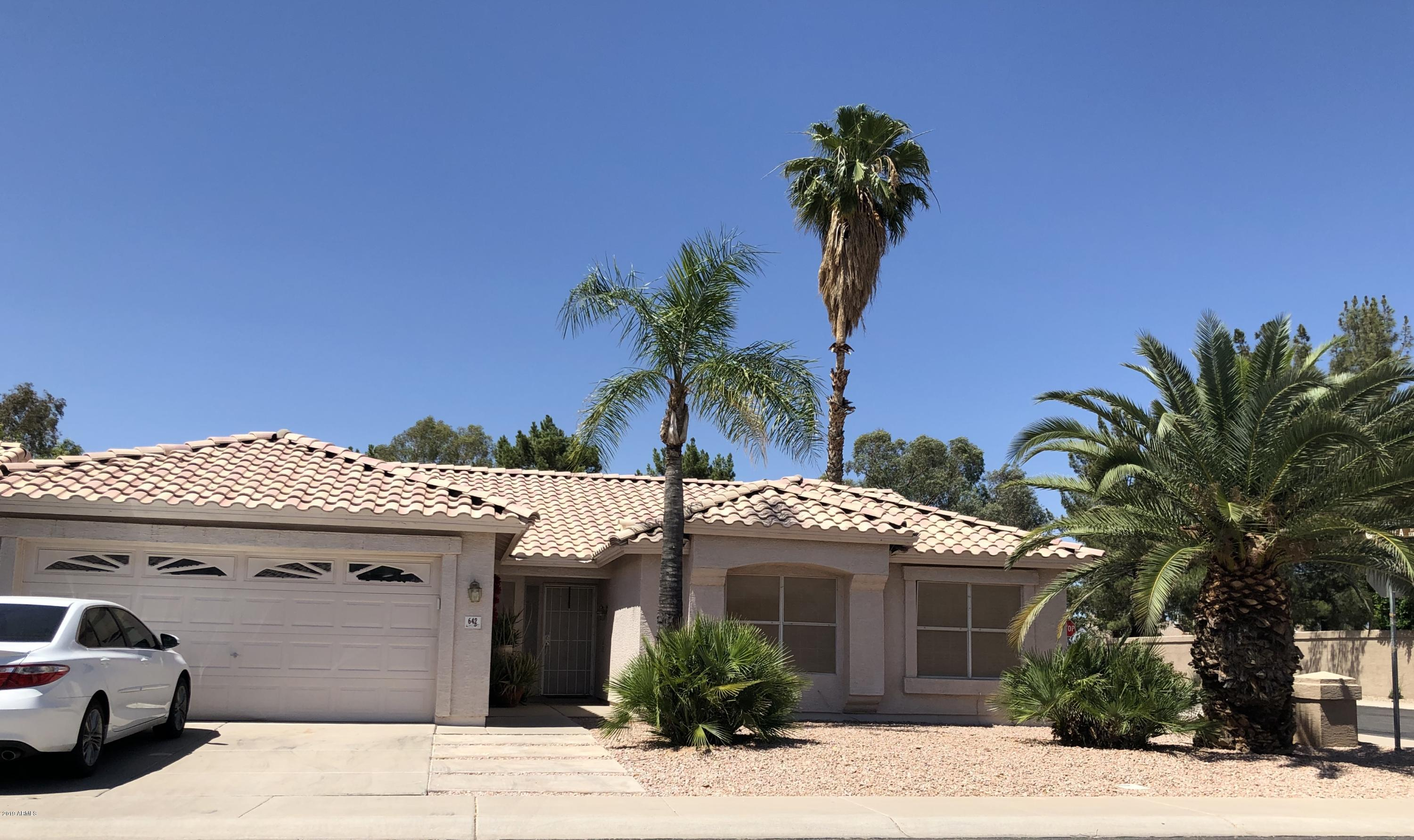 Photo of 642 E KENT Avenue, Chandler, AZ 85225