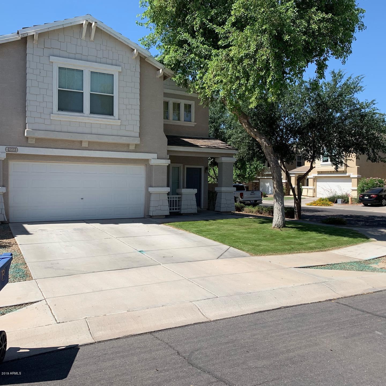 Photo of 4223 E SHEFFIELD Avenue, Gilbert, AZ 85296