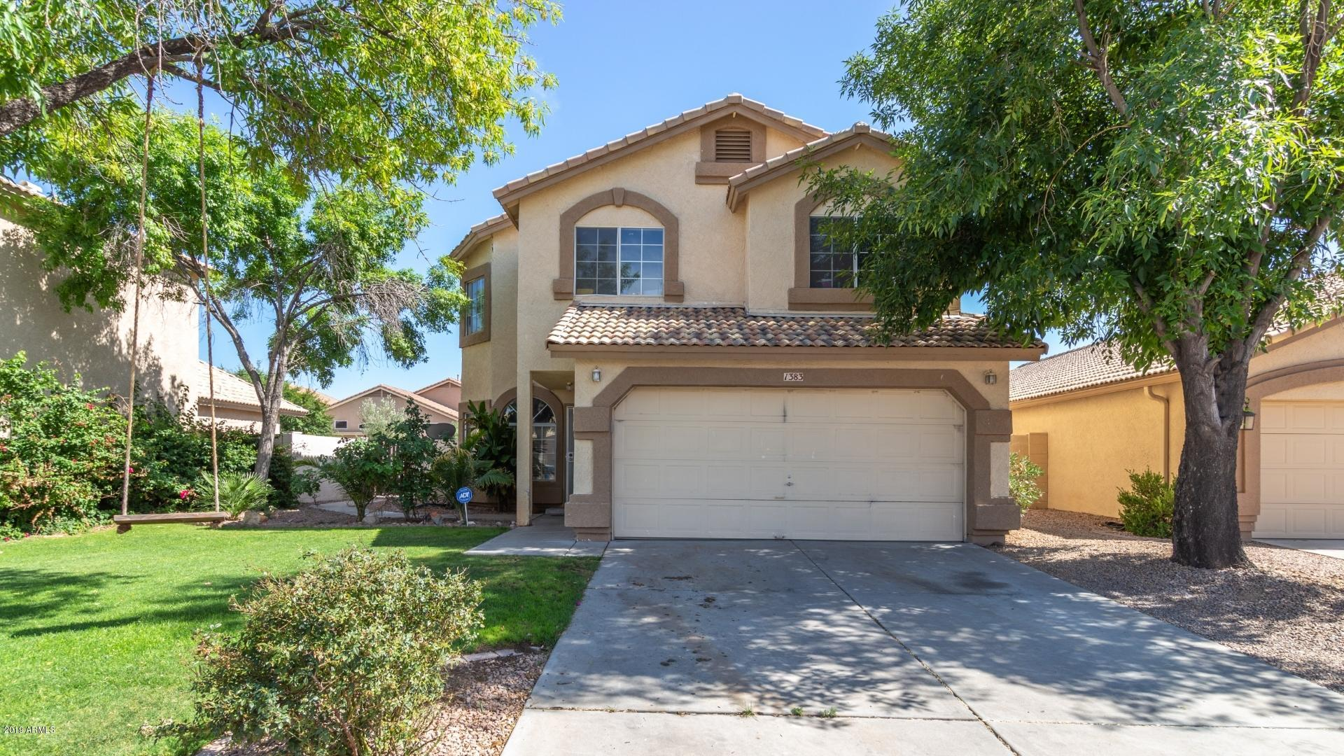 Photo of 1383 W GLENMERE Drive, Chandler, AZ 85224