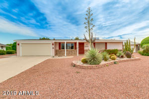 10347 W CINNEBAR Avenue, Sun City, AZ 85351