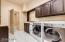 Laundry Room with Door to Attached Casita