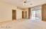 Casita- Huge Greatroom with Door Leading to Patio