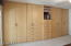 17' Wall of Built-in Closets, drawers and Shelves! in Master Bedroom