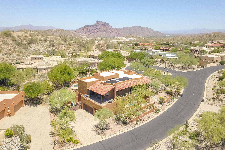 Photo of 7260 E EAGLE CREST Drive #37, Mesa, AZ 85207