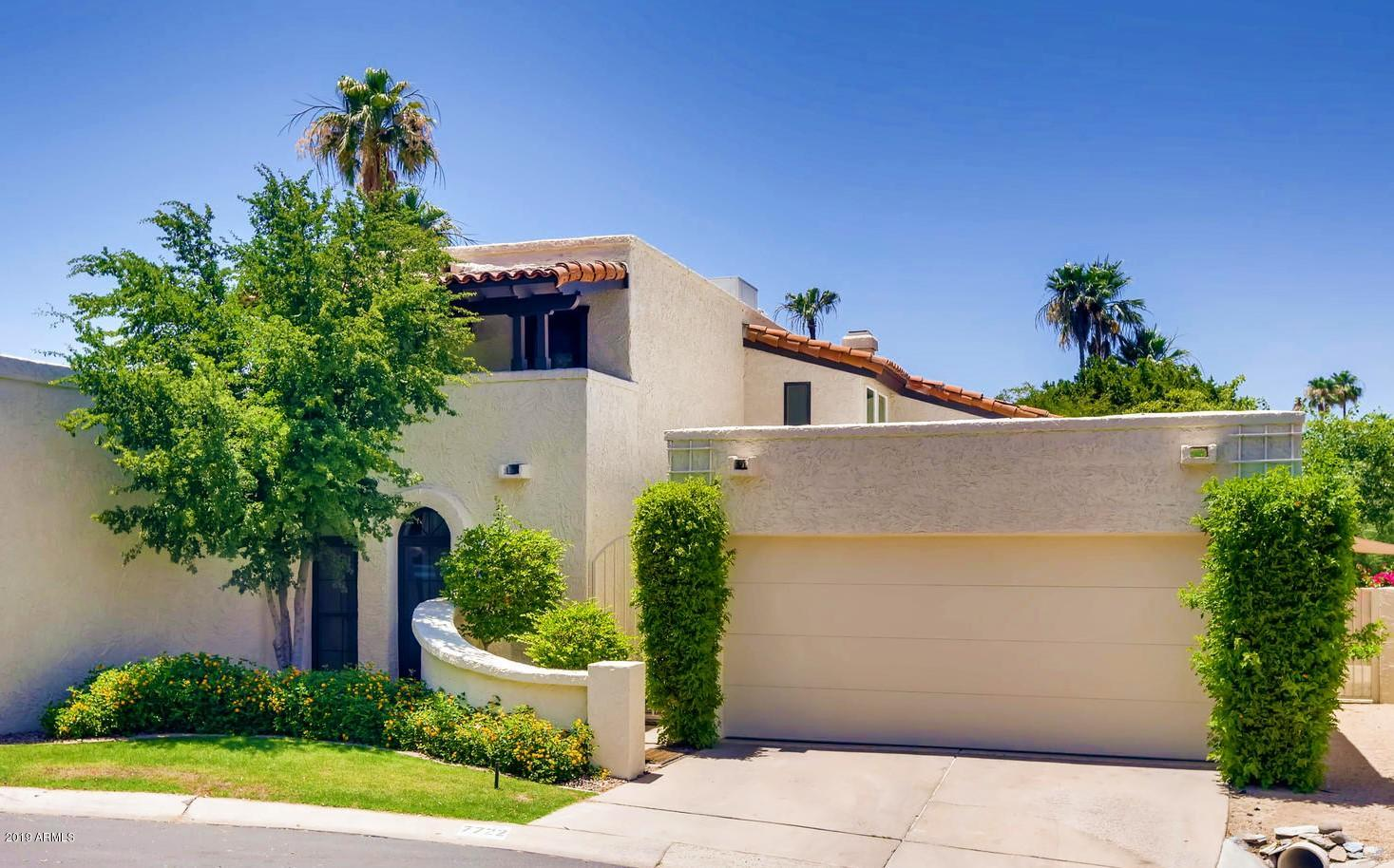 7722 N DREAMY DRAW Drive, one of homes for sale in Phoenix North