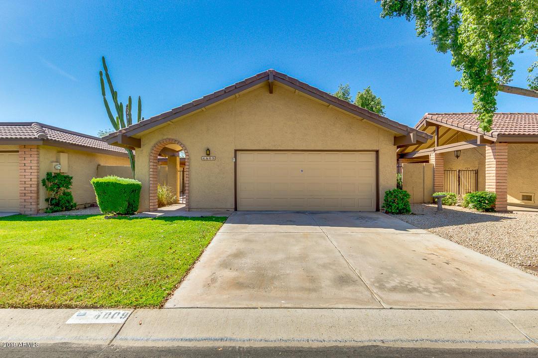 Photo of 4809 E KOSO Court, Phoenix, AZ 85044