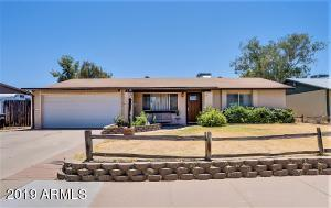 Perfectly located two bedroom home with Gilbert schools and Mesa taxes!