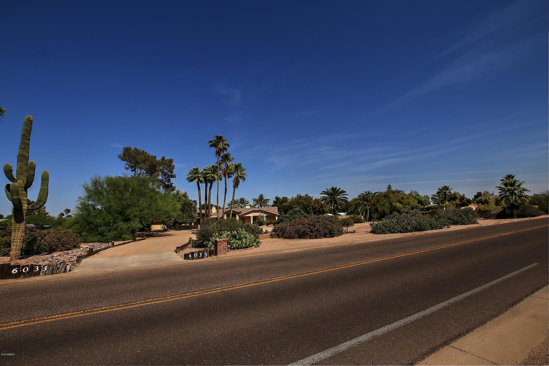 Photo of 6033 N MOCKINGBIRD Lane, Paradise Valley, AZ 85253