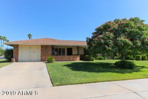 9822 W OAK RIDGE Drive, Sun City, AZ 85351