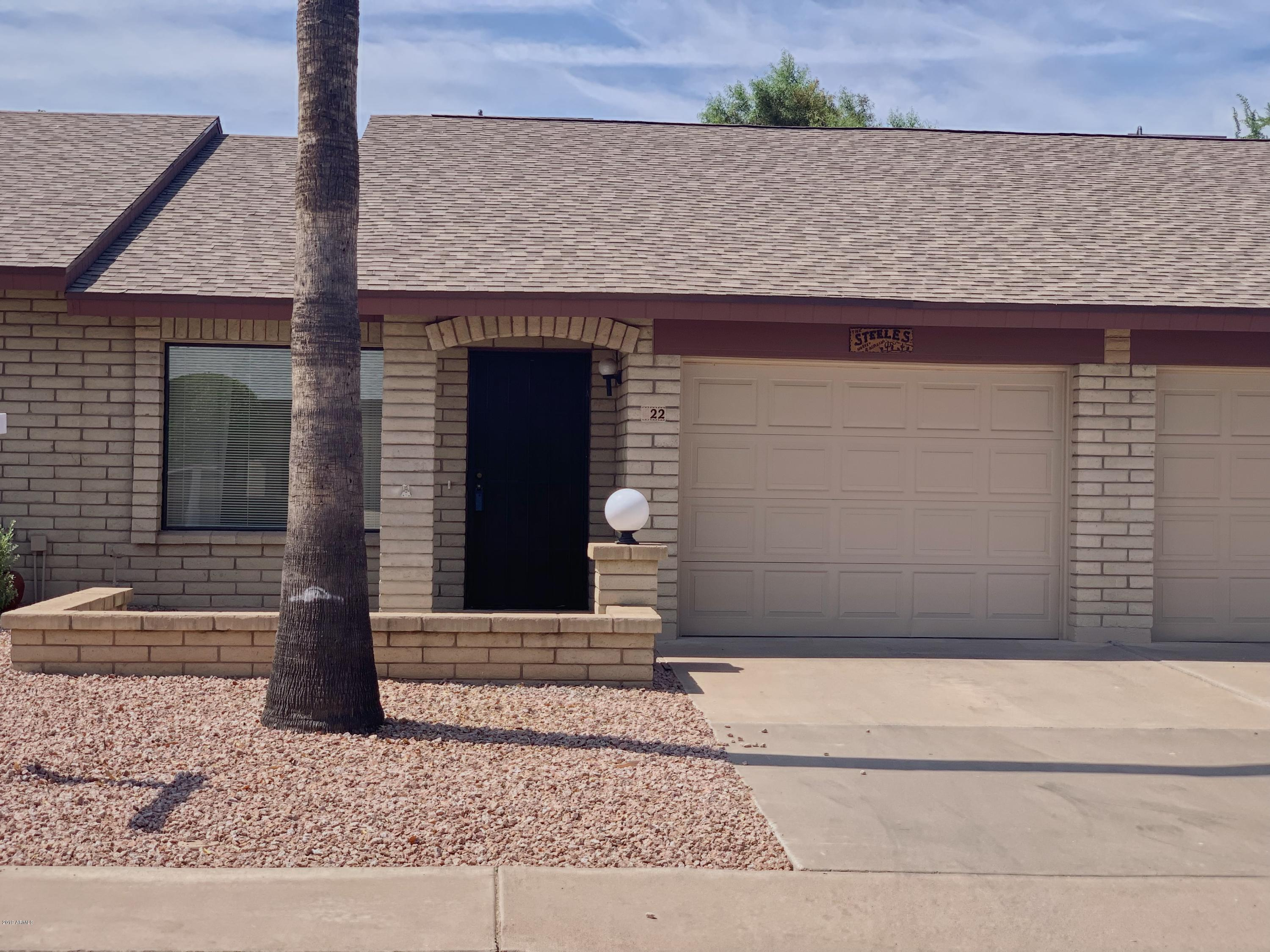 Photo of 2064 S FARNSWORTH Drive #22, Mesa, AZ 85209