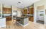 think about the delicious meals you can prepare in this gorgeous kitchen