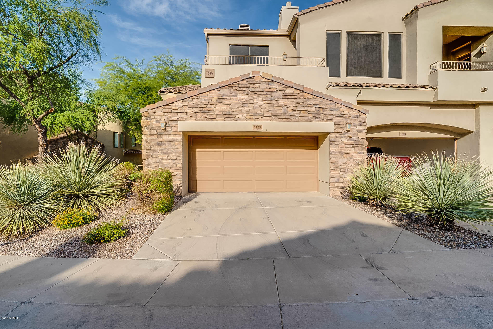 Photo of 7445 E EAGLE CREST Drive #1125, Mesa, AZ 85207