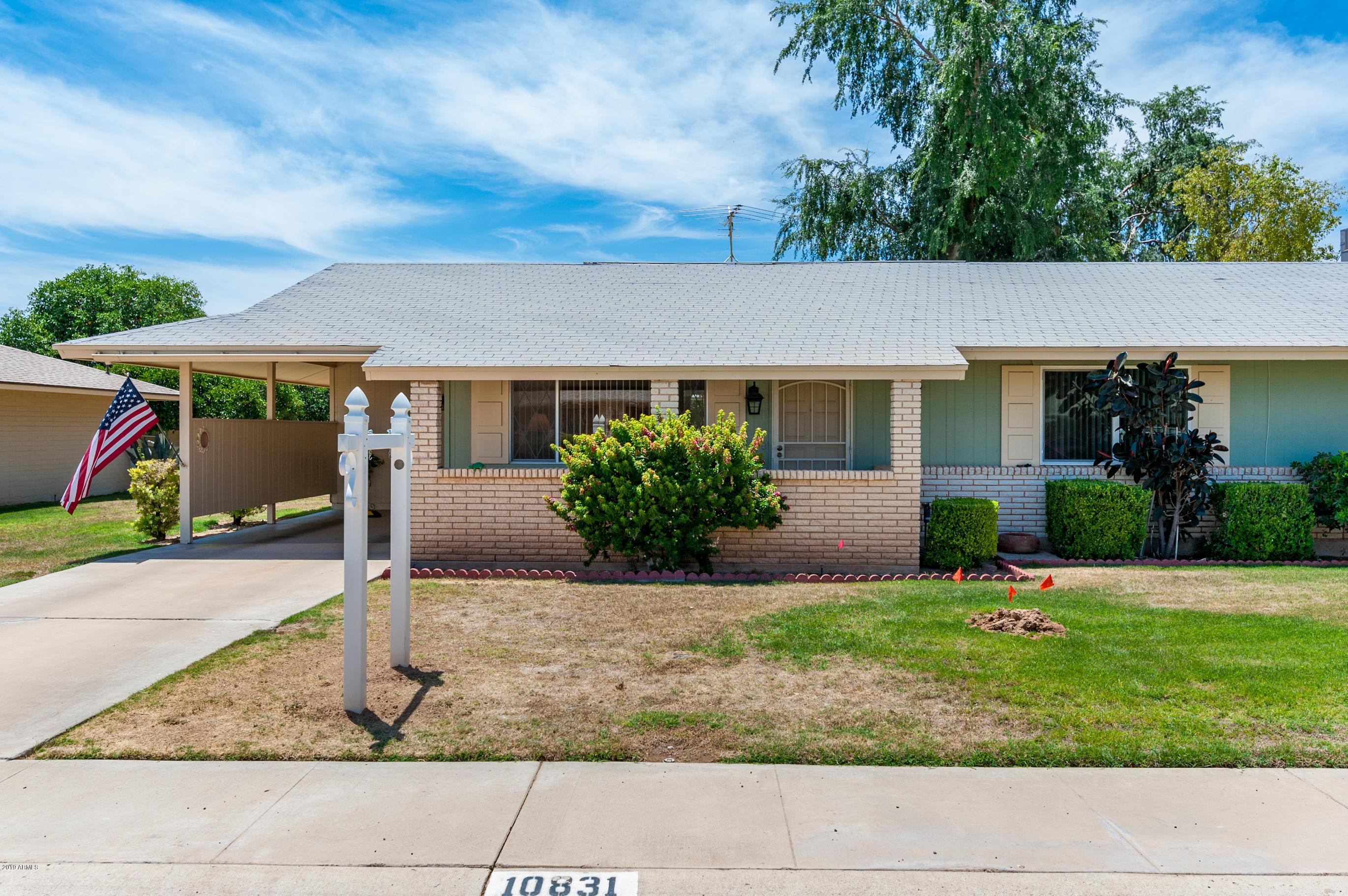 Photo of 10831 W MISSION Lane, Sun City, AZ 85351