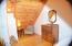 Cabin #2 Loft Bedroom