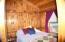 Cabin #4 Bedroom #1