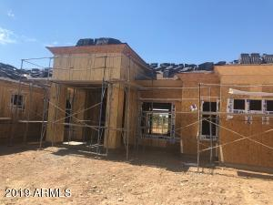 Brand new Stellar Contracting custom home south of Carefree hwy with %% foot deep RV garage