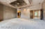 huge 1st floor master suite with gas fireplace