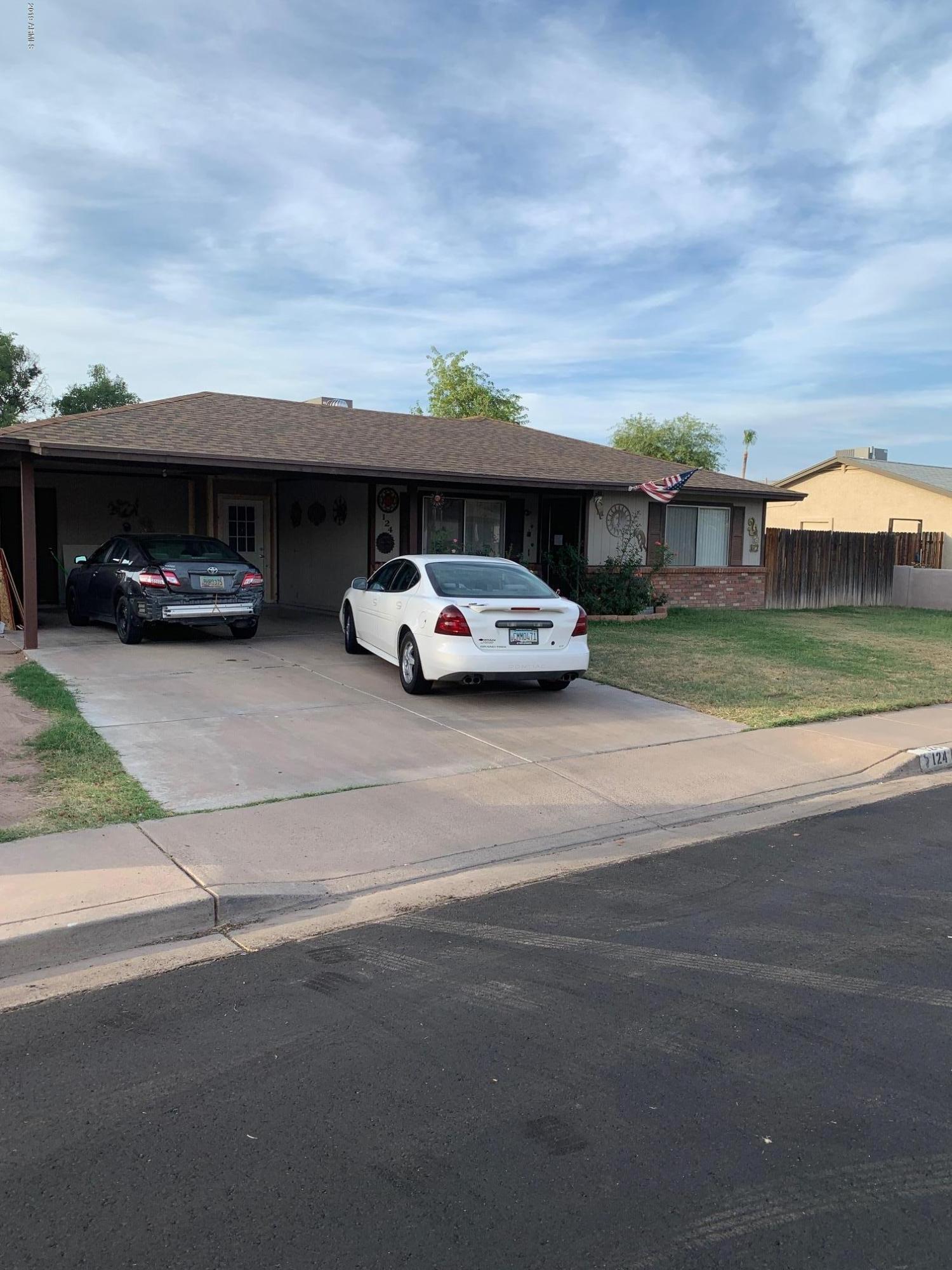 Photo of 124 W HILLVIEW Street, Mesa, AZ 85201