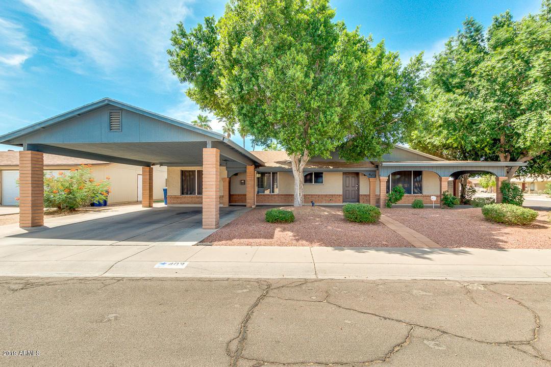 Photo of 403 E FORDHAM Drive, Tempe, AZ 85283
