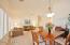 Formal dining/ second living room