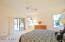 Master bedroom separate exit
