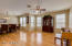 Large Living room/dining room