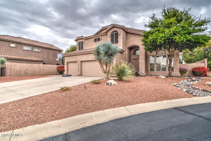 Photo of 7534 E ORION Circle, Mesa, AZ 85207