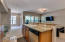 Very spacious kitchen with tons of cabinets