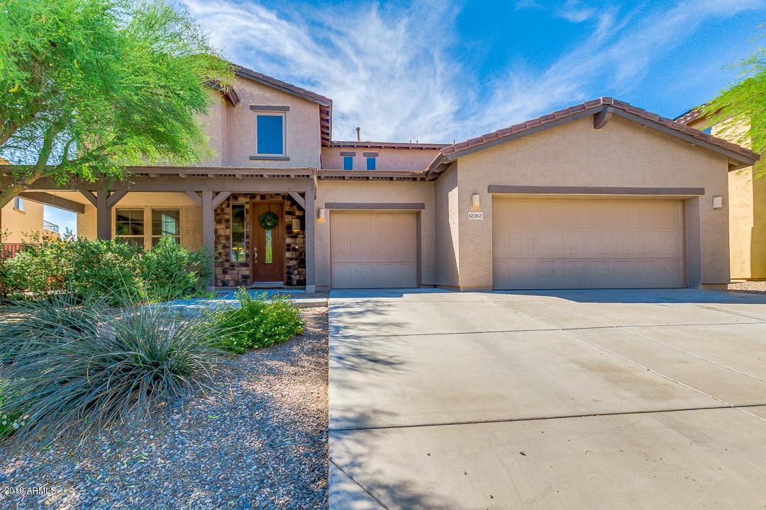 12362 W Milton Drive, Peoria, Arizona