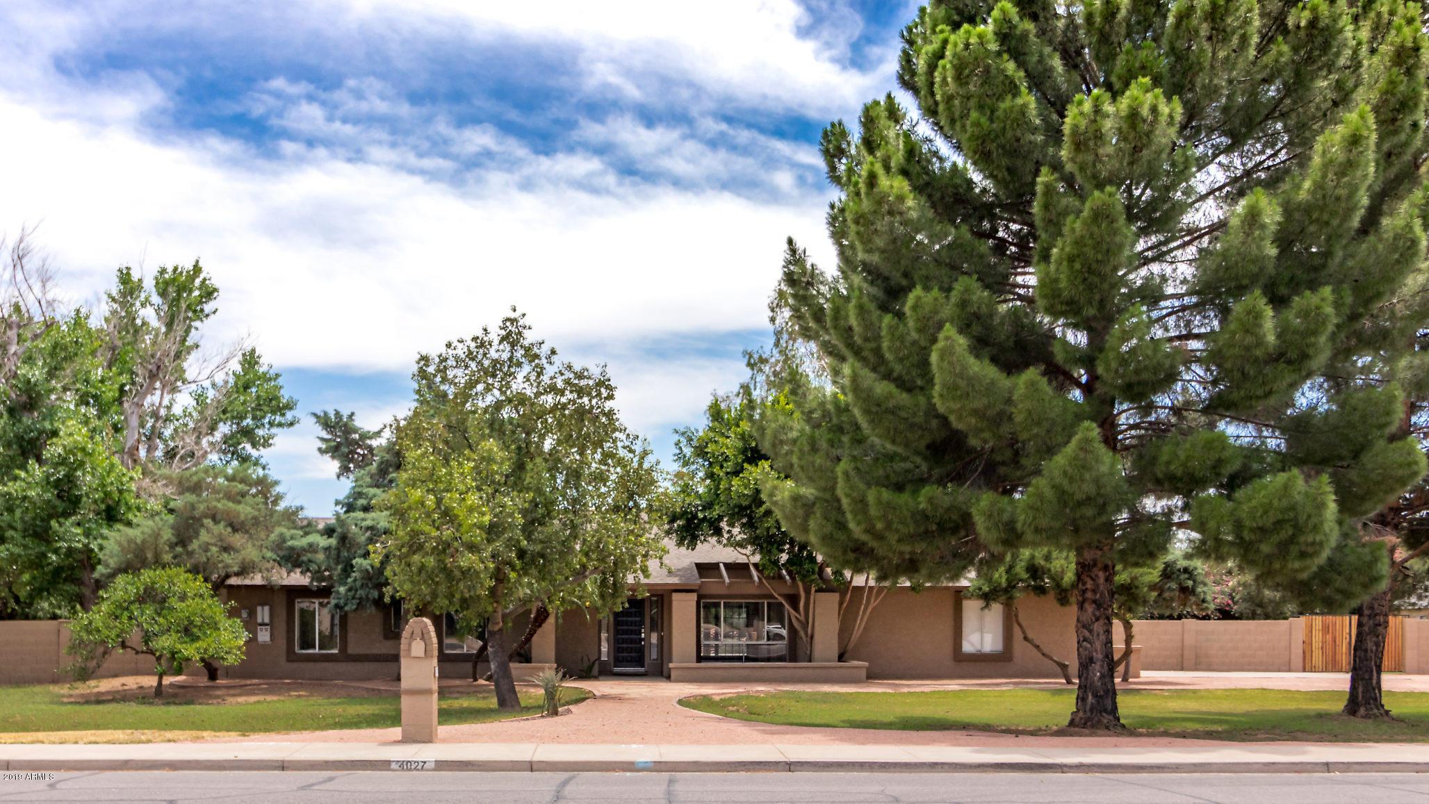 Photo of 4027 E PUEBLO Avenue, Mesa, AZ 85206