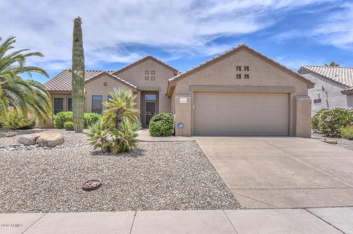 15453 W LA SALINAS Lane, Surprise, Arizona
