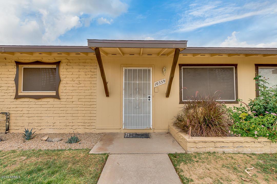 Photo of 10339 W PEORIA Avenue, Sun City, AZ 85351