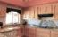 Gorgeous Granite Counters & Alder Cabinets