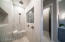 Master Bath: Double Shower Heads