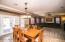 Huge family room.