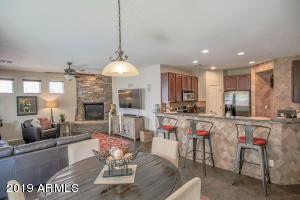 Open Living Room/Kitchen/Breakfast Nook